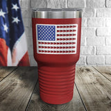 Beer Pong Color Printed Tumbler
