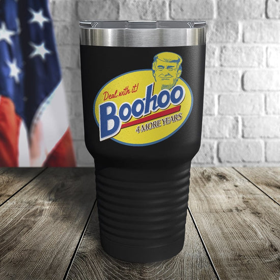 Boohoo Trump Color Printed Tumbler