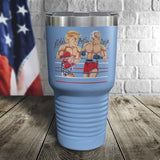 SALE! Joe Biden vs Donald Trump Color Printed Tumbler