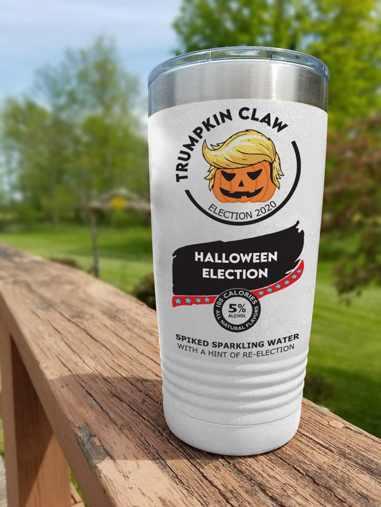 Trumpkin Claw 2020 Color Printed Tumbler