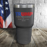 SALE! You can't trump the Trump Color Printed Tumbler