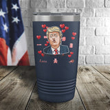 Still Your President Trump Color Printed Tumbler