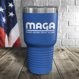 Make Adoba Great Again Color Printed Tumbler