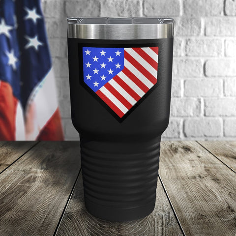 Homeplate Color Printed Tumbler