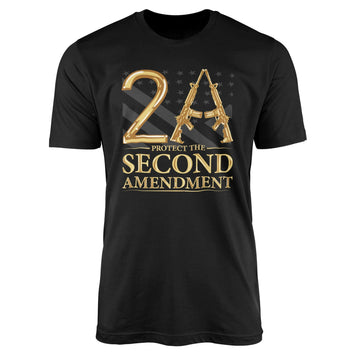 Protect The Second Amendment T-Shirt