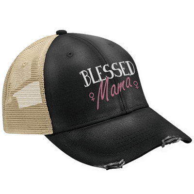 Blessed Mama Hat
