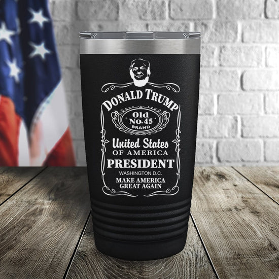 SALE! Trump J.D. Color Printed Tumbler