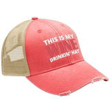 This is My Wine Drinkin' Hat