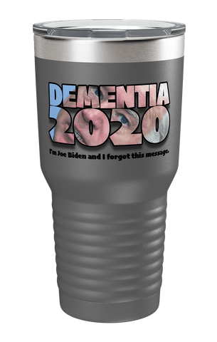 Dementia 2020 Color Printed Tumbler