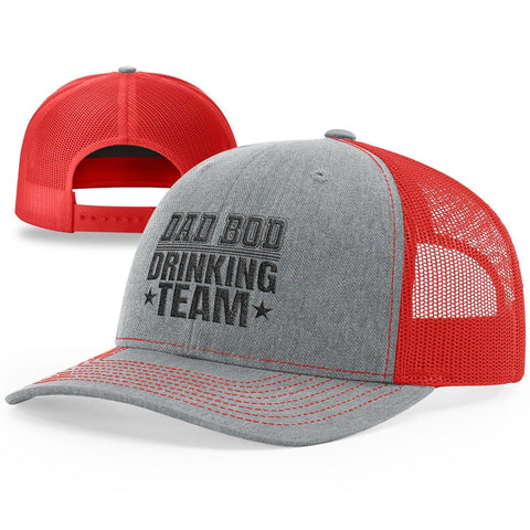 Dad Bod Drinking Team Hat