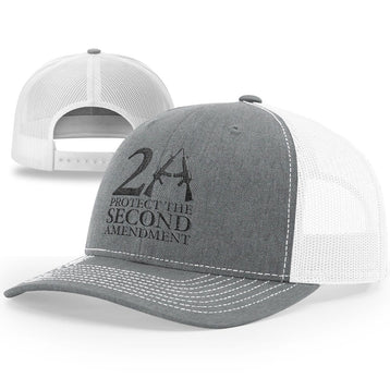 2nd Amendment Hat v2