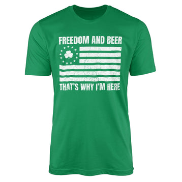 Freedom And Beer