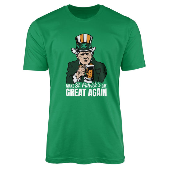 Make St. Patrick's Day Great Again