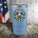 Liberal Tears Color Printed Tumbler