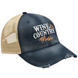 Wine and Country Music Hat