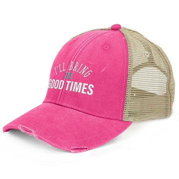 I'll Bring The Good Times Hat