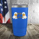 2020 is Boo-Sheet Color Printed Tumbler