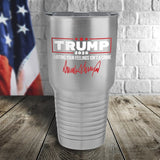 SALE! Hurting Your Feelings isn't a Crime Color Printed Tumbler