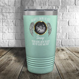 Always in My Heart Color Printed Tumbler