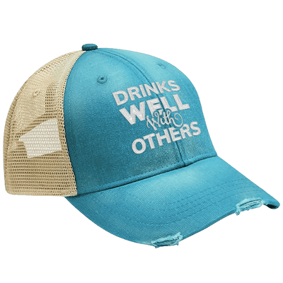 Drinks Well With Others Hat
