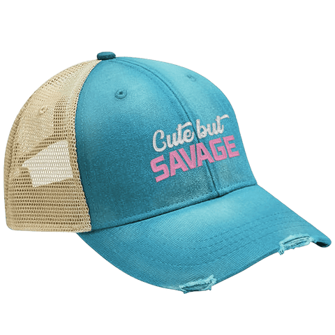 Cute But Savage Hat
