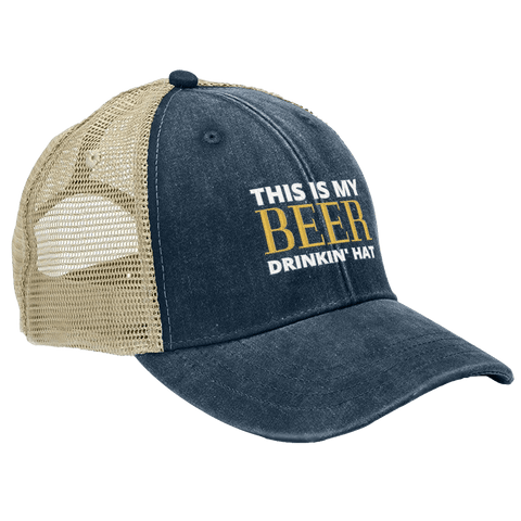 This Is My Beer Drinkin' Hat