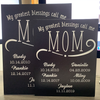 My Greatest Blessings Call Me Mom Rose Canvas - Patriot Republic