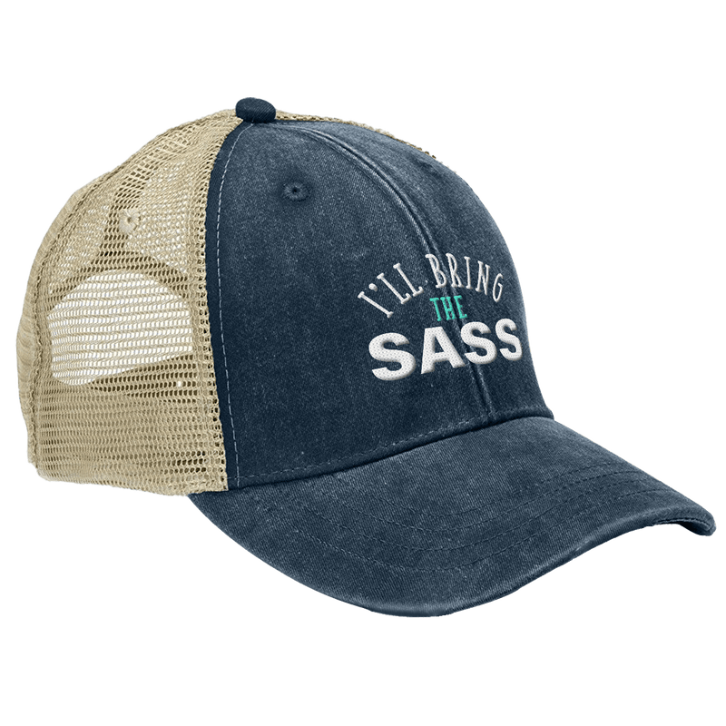 I'll Bring The Sass Hat