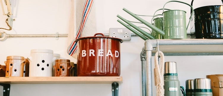 6 DIY Kitchen Storage Hacks