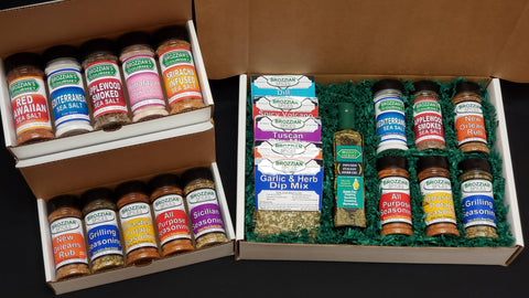 Gift Boxes - Brozzian Spices