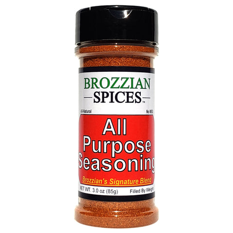 All Purpose Seasoning - Brozzian Spices