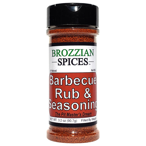 Barbecue Rub & Seasoning - Brozzian Spices