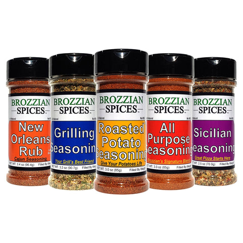 Best Sellers - Brozzian Spices