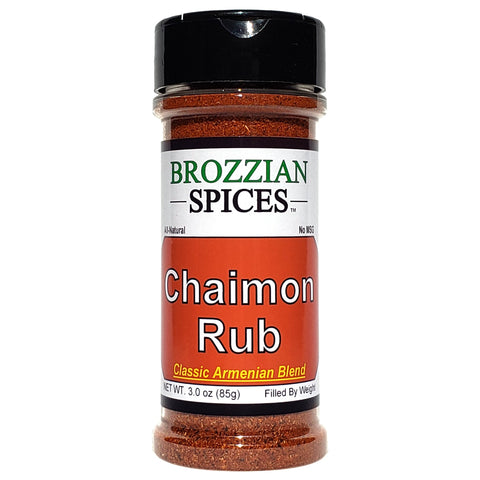 Chaimon Rub - Brozzian Spices