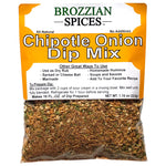 Chipotle Onion Dip Mix - Brozzian Spices