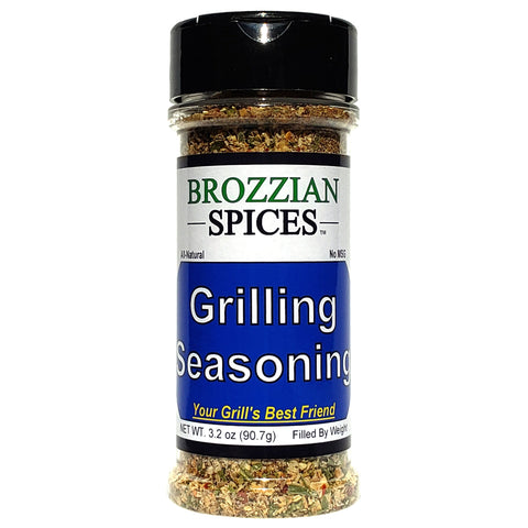 Grilling Seasoning - Brozzian Spices