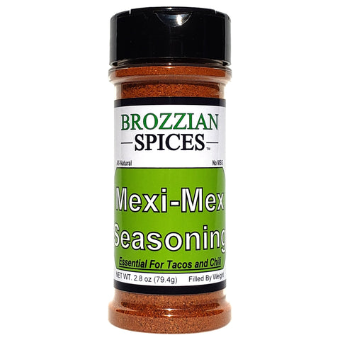 Mexi-Mex Seasoning - Brozzian Spices