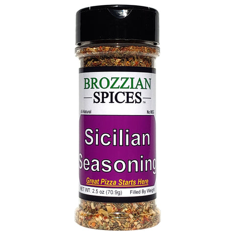 Sicilian Seasoning - Brozzian Spices