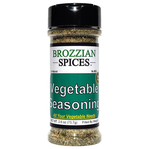 Vegetable Seasoning - Brozzian Spices