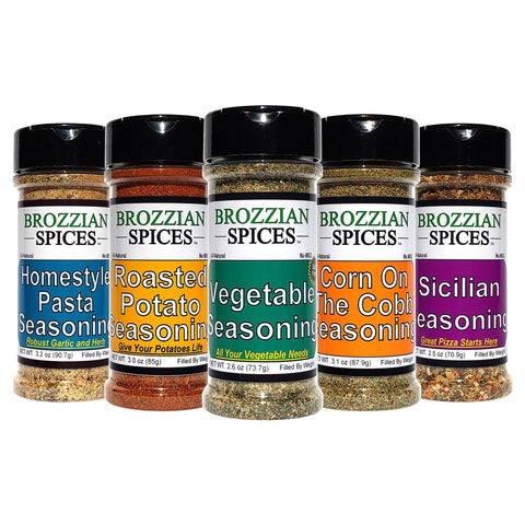 Vegetable Slayer - Brozzian Spices