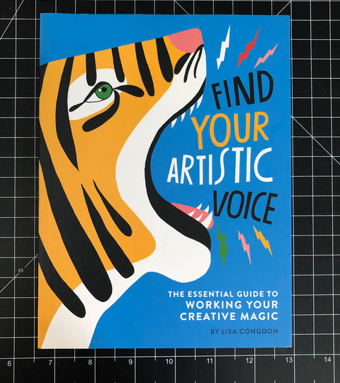 Find Your Creative Voice -  Book Club!