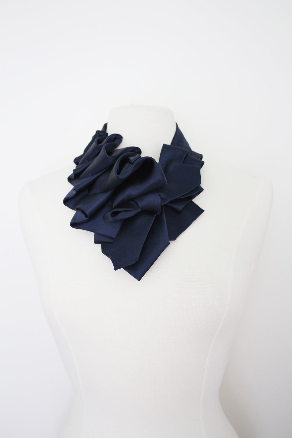 Satin Aster in Navy