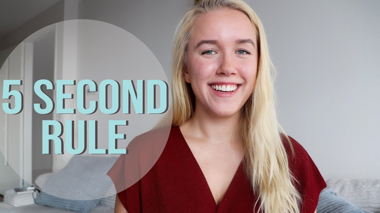 Use the 5 Second Rule to Get Out Of Your Comfort Zone