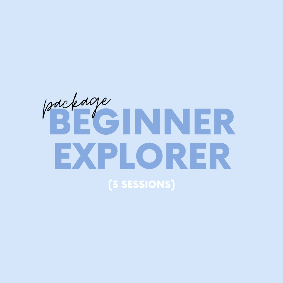 a picture that says beginner explorer