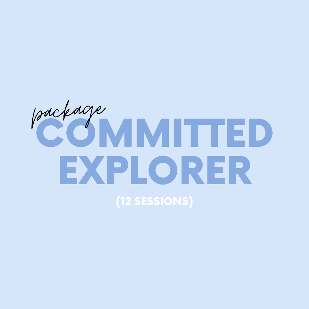 a picture that says committed explorer