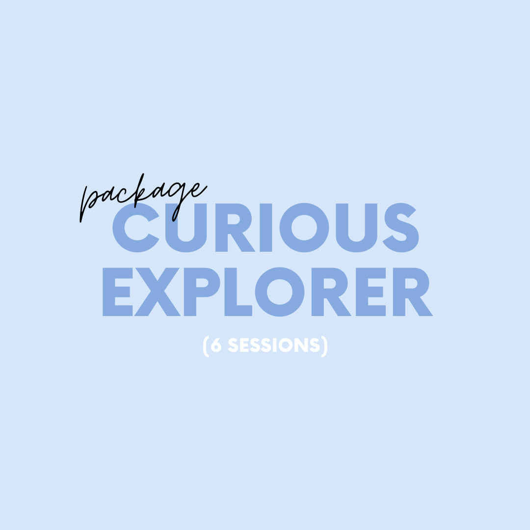 a picture that says curious explorer
