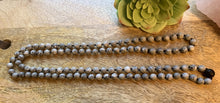 Load image into Gallery viewer, Picture Jasper 108 Bead Unisex Mala
