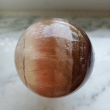 Load image into Gallery viewer, Pink Fluorite Sphere  #6