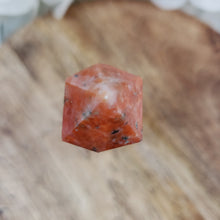 Load image into Gallery viewer, Sunstone Crystal Point #4