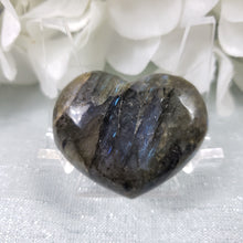Load image into Gallery viewer, Labradorite Heart #6